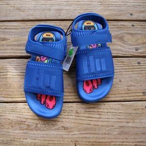 Adidas Pharrell Williams human race sandal 8